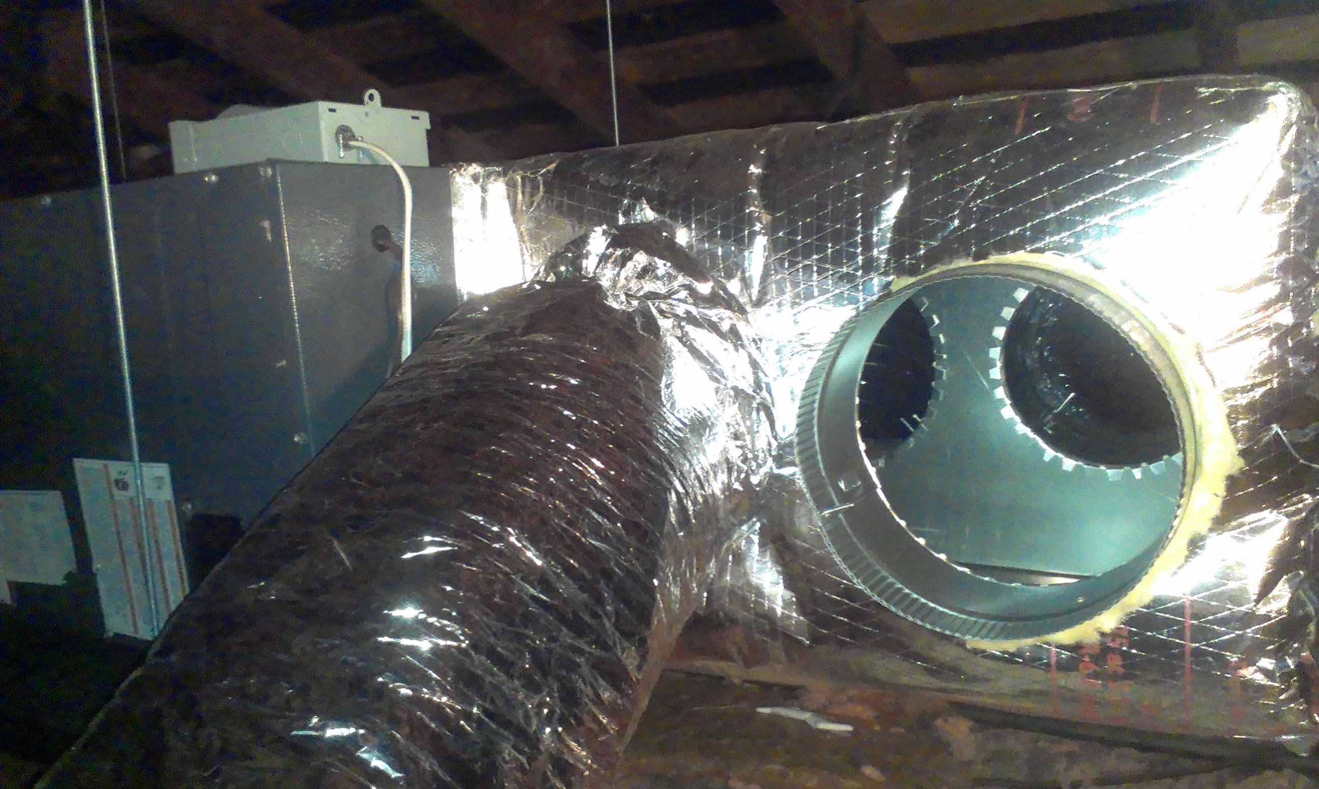 A/C Installation Pics / Pro Heating & Air Conditioning