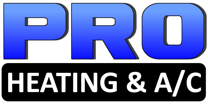 Pro Heating & Air Conditioning company logo