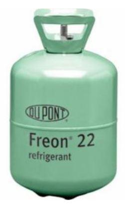 freon 22 cylinder