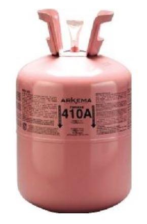 R-410A refrigerant cylinder
